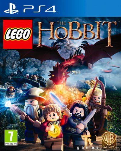 Lego El Hobbit, en PS4