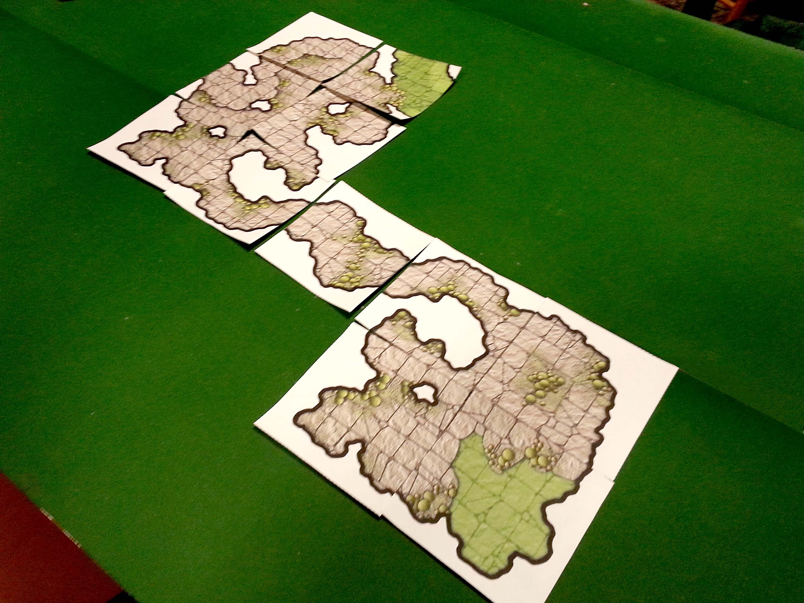 SdR Dungeons MERP Noel